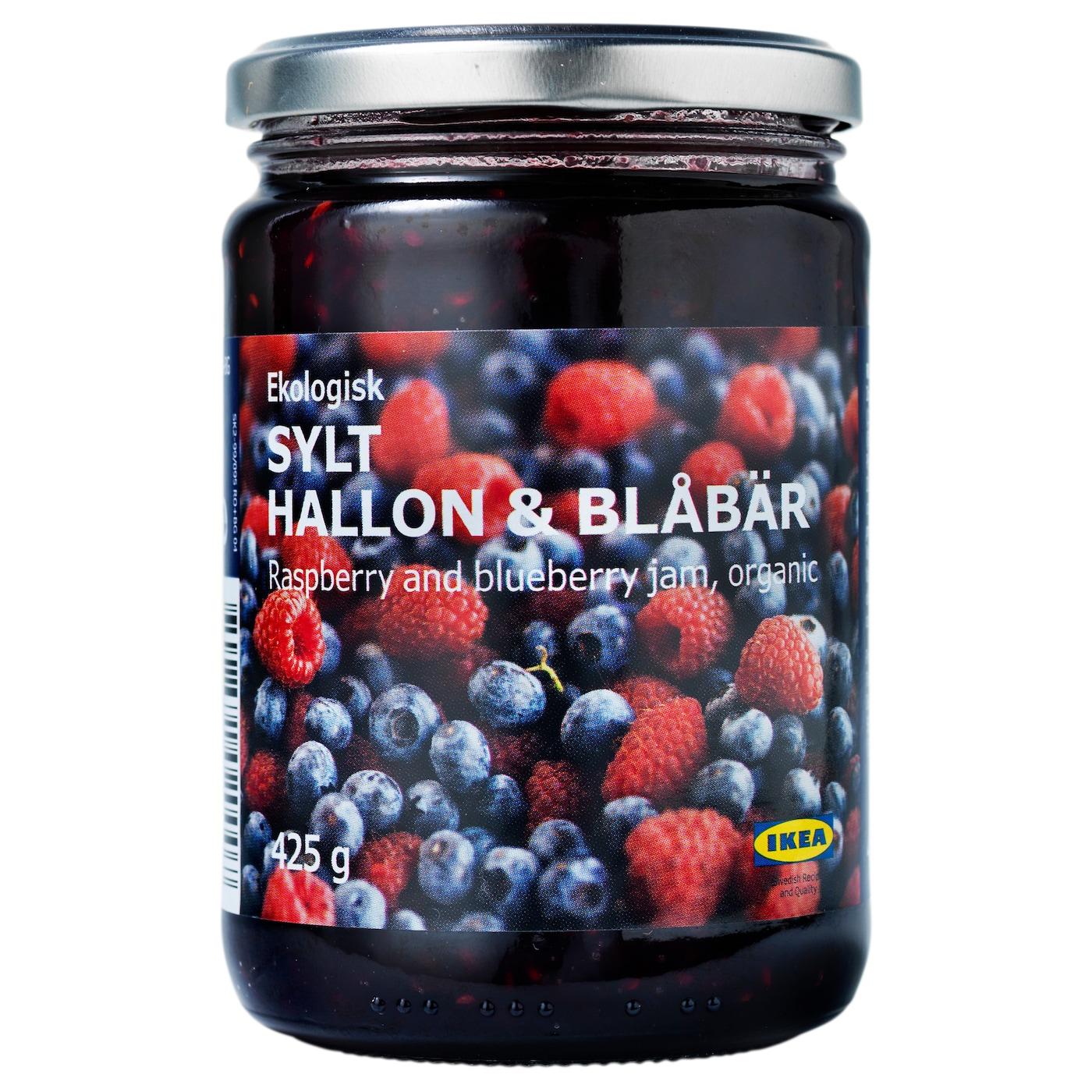 SYLT HALLON & BLÅBÄR